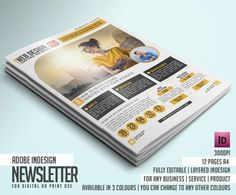 what to put in a company newsletter