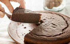 Bon Appetit Flourless Chocolate Cake Raspberry Sauce
