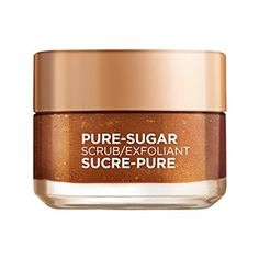 Smooth and Glow Grapeseed Oil Sugar Scrub For Face - L'Oréal Paris