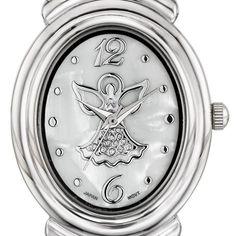 Silvertone cuff. Angel design on face. Regularly $29.99, buy Avon Jewelry online at http://eseagren.avonrepresentative.com