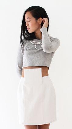 Maria Van Nguyen's skirt
