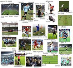 F�tbol, Pasi�n de Multitudes - Conversaci�n, lectura, vocabulario en verbanet.com.ar/edp.html