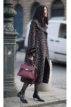 Die schönsten Street-Styles aus Paris - VOGUE