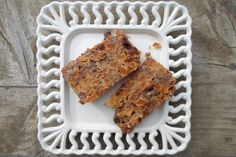 Fruitcake has ended up the butt of jokes and ridicule. Truthfully, some of it is deserved. Too much of the fruitcake found in stores is made with that awful dyed citrus peel and goodness know what ...
