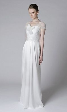 Alberta Ferreti wedding dress - yes, it's really expensive!!