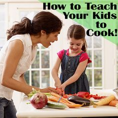 Teaching your kid cooking basics is a great way to encourage independence. 5 simple steps to get you started: http://www.parents.com/recipes/tips/cookingwithkids/teach-your-kids-to-cook/?socsrc=pmmpin130327pttCookingKids