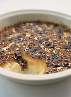 Christmas Creme Brulee | Recipes | Nigella Lawson