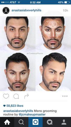 Male contouring