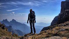 Why I hiked the Drakensberg Grand Traverse - Drakensberg Hiker George Clooney, Mountain Man, Bouldering, Cruise, Hiking, Travel, Walks, Viajes, Cruises