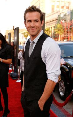 Ryan Reynolds~ when I workout I like to imagine he's watching. That way I push myself harder!!! ;)