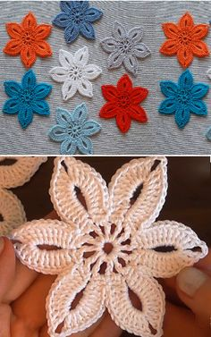 Flower applique video tutoria
