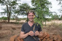 Inspirational anyone can make a difference reforestation story