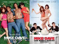 Mike y Dave: Los busca novias 😉 17/09/16