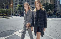 City vibes campaign - Women   MANGO USA
