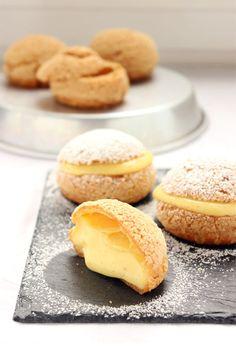 Il Re dei bignè Cannoli, Re, Doughnut, Cookies, Sweet, Desserts, Crack Crackers, Candy, Tailgate Desserts