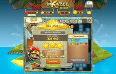 Inkazee deluxe: Monde 2 Niveau 6 score: 323 940 meilleur score: 323 940. Inkazee deluxe le jeu de match 3 - jeu de puzzle sur facebook https://apps.facebook.com/inkazeedeluxe/