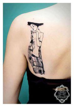 SCHIELE / CANDE / Candelaria Carballo Buenos Aires, Argentina Would Tattoo / Art Studio Facebook Candelaria Carballo Facebook Email: Wouldstudio@gmail.com https://www.facebook.com/carballocandelaria