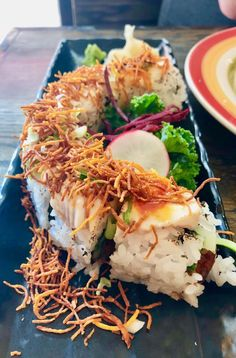 Sushi Taku is a Japanese restaurant located on Joyce St, Vancouver. The location of the restaurant is 5 mins walking Japchae, No Cook Meals, Salmon Burgers, I Foods, New Recipes, Vancouver, Sushi, Restaurant, Eat