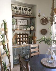 Beautiful farmhouse style. Instagram