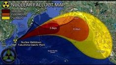 FUK'D WARNING!!! Wave of RADIATION from FUKUSHIMA is approaching the USA. REALLY REALLY BAD Forecast  (Video) | Japan Earthquake