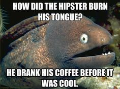 Bad-Joke Eel: