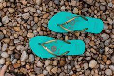 Personalised Havaianas Flip Flops, Sandals, Big, Vintage, Shoes, Women, Fashion, Slide Sandals, Shoes Outlet