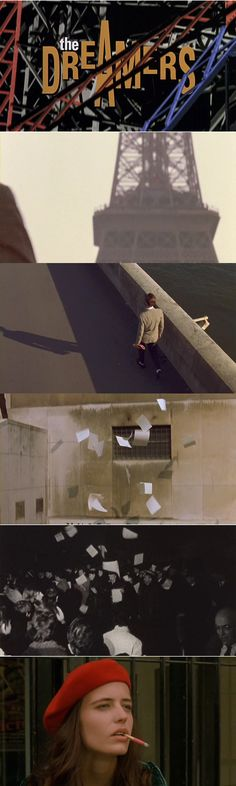The Dreamers (2003) - Cinematography by Fabian Cianchetti | Directed by Bernardo Bertolucci