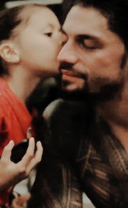 Happy Father's Day! Roman Reigns Family, First Spear, Roman Reings, Wwe World, Daddys Girl, Man Alive, Roman Empire, Happy Fathers Day, Romans