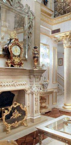 decoración de lujo