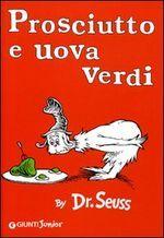 La stanza di Laura: Venerdì del libro: Prosciutto e uova verdi