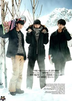 Ravi, Leo, N  ♡ #VIXX // The Celebrity Magazine January 2014 Issue