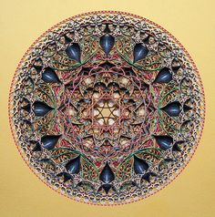 Intricate Laser Cut Paper Art by Eric Standley | DeMilked
