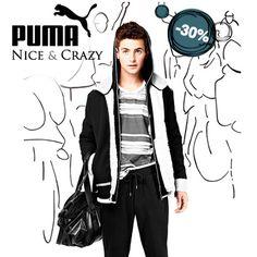 #Puma al 30% de descuento
