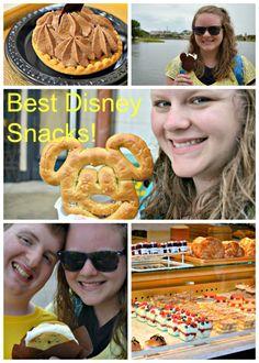 #Best Disney Snacks Pt. 1