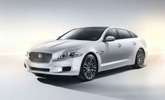 Jaguar XJ Ultimate Edition, I guess I won't be picky about the color
