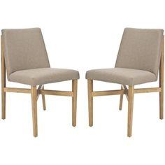 Safavieh Floating Design Olive Chair (set Of 2)