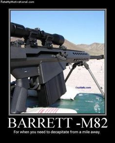 barrett 50 cal | Barrett 50 cal | Police & Law Enforcement Discussions and Forums ...