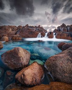 Perfect Sense, Waterfall, Traveling, Ocean, Australia, Vacation, Adventure, Photo And Video, Landscape