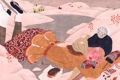 Riikka Sormunen  Girl in Snow I like it!