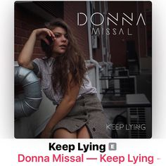 Keep lying keep lying to me Just keep lying keep lying to me Don't go fucking with my fantasy keep lying to me #latenight #music