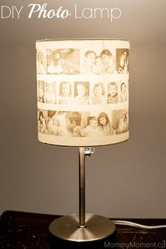What you will need: Tracing or velum paper A printer A lamp and lampshade Scotch tape Scissors...