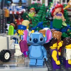 Disney on Parade No.10 #disney #disneyland #disneyworld #liloandstitch #stitch #lego #parade #RAD by raddingtonfalls