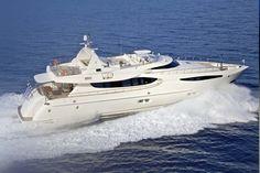 32m M/Y Sanjana. Greek Islands Charter.