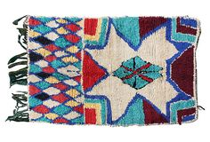 """Moroccan Rug, 4'5"""" x 3'3"""" on OneKingsLane.com"""