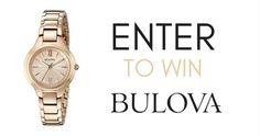 Win a Bulova Women's Rose Gold Watch