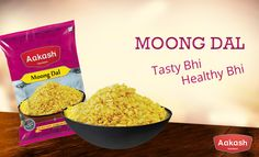 Add delight to your Tea-Time with Tasty Moong Dal
