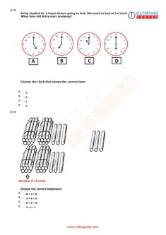 Olympiadtester for Class 1 Maths Olympiad preparation Place Value Worksheets, 2nd Grade Worksheets, Printable Worksheets, Olympiad Exam, Math Olympiad, Sample Question Paper, Sample Paper, Online Mock Test, Online Tests