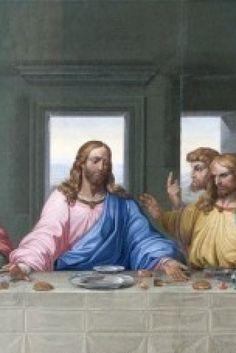 """""""Das letzte Abendmahl"""": In Da Vincis Werk verbirgt sich ein Detail, das niemand bemerkt hat"""