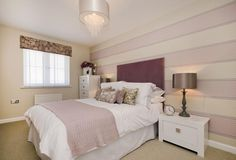 The Coupar Master Bedroom
