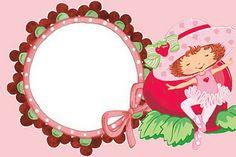 Imprimibles de Strawberry Shortcake balletista.